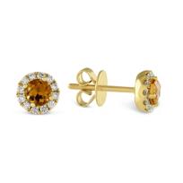 14K_Yellow_Gold_Citrine_and_Diamond_Halo_Earrings