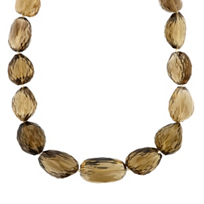 18k_yellow_gold_faceted_citrine_nugget_necklace,_19.5""