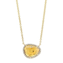 14K_Yellow_Gold_Citrine_and_Diamond_Halo_Necklace