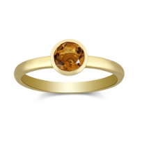 14K_Yellow_Gold_Bezel_Set_Round_Citrine_Ring