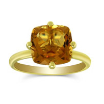 14K_Yellow_Gold_Cushion_Citrine_Ring