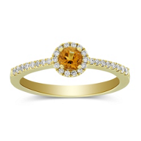 14K_Yellow_Gold_Citrine_Diamond_Halo_Ring