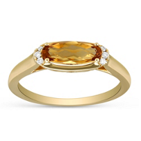 14K_Yellow_Gold_Oval_Citrine_and_Round_Diamond_Ring