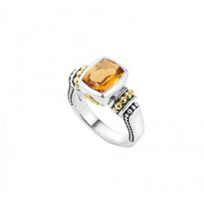 lagos_sterling_silver_&_18k_yellow_gold_caviar_color_citrine_ring