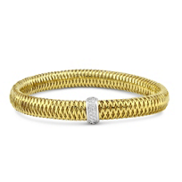 Roberto_Coin_18K_Yellow_and_White_Gold_Primavera_Diamond_Bangle_Bracelet