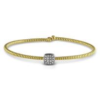 18K_Yellow_Gold_Pavé_Diamond_Station_Cuff_Bracelet