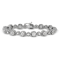 18K_White_Gold_Diamond_Bracelet_With_Rope_Accents