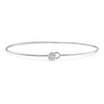 Phillips_House_14K_White_Gold_Round_Diamond_Circle_Infinity_Love_Always_Wire_Bangle_Bracelet
