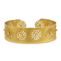 14K_Yellow_Gold_Diamond_Flower_Cut_Out_Bracelet