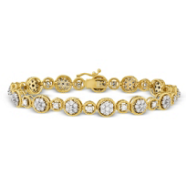 18K_Yellow_Gold_Diamond_Bracelet_With_Rope_Accents