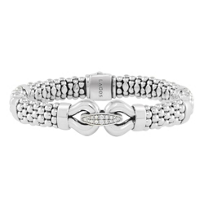 Lagos_Sterling_Silver_Derby_Diamond_Buckle_Bracelet,_7.5_inch