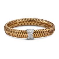 Roberto_Coin_18K_Rose_and_White_Gold_Primavera_Diamond_X_Bracelet