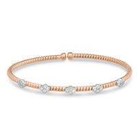 18K_Rose_Gold_Diamond_Five_Station_Cuff_Bracelet