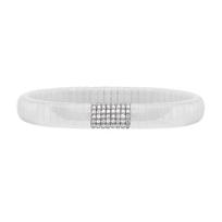 Roberto_Demeglio_White_Ceramic_&_18K_White_Gold_Diamond_Pura_Bracelet