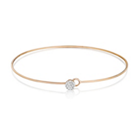 Phillips_House_14K_Rose_Gold_Round_Diamond_Circle_Infinity_Love_Always_Wire_Bangle_Bracelet