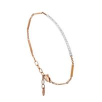 Marco_Bicego_18K_Rose_&_White_Gold_Diamond_Goa_Bracelet,_0.15cttw