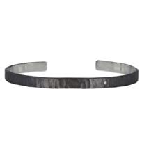 toby_pomeroy_sterling_silver_diamond_matte_black_cuff_bracelet