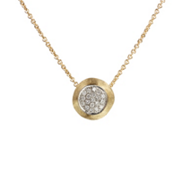 Marco_Bicego_18K_Yellow_&_White_Gold_Delicati_Diamond_Pendant,_0.15cttw