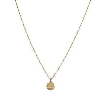 Marco Bicego 18K Yellow & White Gold Delicati Ball Pendant
