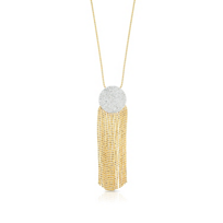 Philips_House_14K_Two-Tone_Infinity_Tassel_Necklace