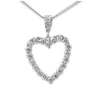 18K_Diamond_Heart_Pendant