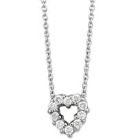 Roberto_Coin_18K_White_Gold_Diamond_Heart_Pendant,_0.11cttw