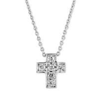 Roberto_Coin_18K_White_Gold_Diamond_Cross_Pendant