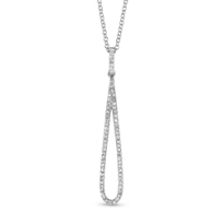 14K_White_Gold_Teardrop_Diamond_Drop_Pendant,_0.16cttw