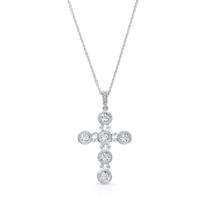 14k_white_gold_diamond_cross_pendant_with_milgrain_bezel