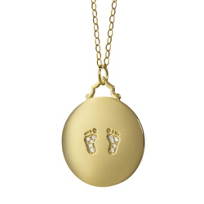 Monica_Rich_Kosann_18K_Yellow_Gold_and_Diamond_Baby_Feet_Pendant