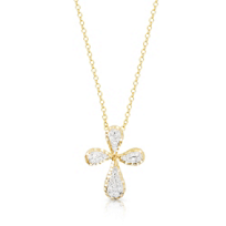 Phillips_House_14K_Yellow_Gold_Affair_Diamond_Cross_Pendant