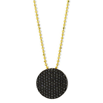 Phillips House Vibrant Affair Black Diamond Pendant