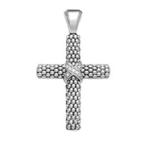 Lagos_Sterling_Silver_Signature_Gifts_Diamond_Cross_Pendant