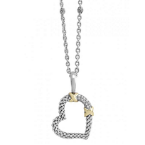 Lagos_Sterling_Silver_&_18K_Yellow_Gold_Diamond_Lux_Heart_Pendant_Necklace
