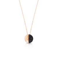 Phillips_House_14K_Contrast_Black_Diamond_Mini_Circle_Pendant