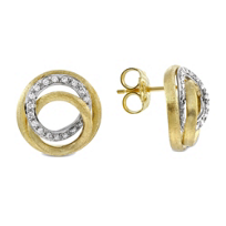 Marco_Bicego_18K_Yellow_&_White_Gold_Jaipur_Link_Diamond_Earrings,_0.29cttw