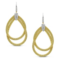 Marco_Bicego_18K_Yellow_Gold_Il_Cairo_Diamond_Earrings