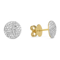 Phillips_House_14K_Yellow_&_White_Gold_Affair_Diamond_Mini_Circle_Post_Earrings