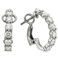 18K_White_Gold_Diamond_Half_Hoop_Earrings,_1.40cttw