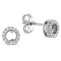 18K_White_Gold_Diamond_Circle_Earrings