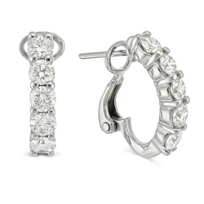 18K_White_Gold_Diamond_Half_Hoop_Earrings,_2.00cttw