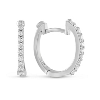 Roberto_Coin18K_White_Gold_Round_Diamond_Baby_Hoop_Earrings