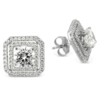 18K_White_Gold_Double_Frame_Diamond_Earring_Jackets