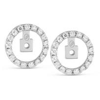 14K_White_Gold_Diamond_Circle_Earring_Jackets,_Convertible