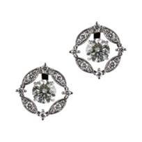 14K_White_Gold_Diamond_Circle_Convertible_Earring_Jackets