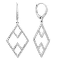14K_White_Gold_Diamond_Drop_Earrings