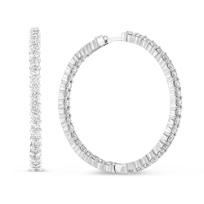 Roberto_Coin_18K_White_Gold_Diamond_Inside/Out_Hoop_Earrings,_38mm