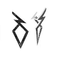 stephen_webster_18k_white_gold_black_diamond_stardust_bolt_earrings