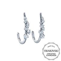 DIAMA_18K_White_Gold_Signature_Swarovski_Created_Diamond_Hoop_Earrings