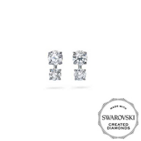 DIAMA_18K_White_Gold_Intimate_Swarovski_Created_Diamond_Stud_Earrings